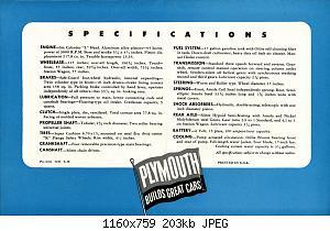 Нажмите на изображение для увеличения Название: 1948 Plymouth Value Finder-04.jpg Просмотров: 0 Размер:203.0 Кб ID:1036533