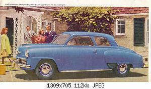 Нажмите на изображение для увеличения Название: 1948 Studebaker-04.jpg Просмотров: 1 Размер:112.2 Кб ID:1038039