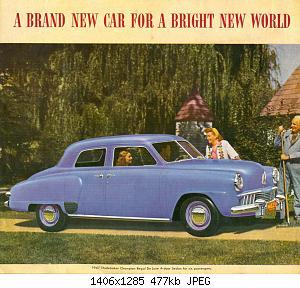 Нажмите на изображение для увеличения Название: 1947 Studebaker  2 .jpg Просмотров: 0 Размер:477.2 Кб ID:1023800