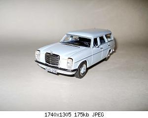 Нажмите на изображение для увеличения Название: Colobox_Mercedes-Benz_220D_Universal_Binz_W115_Neo~01.JPG Просмотров: 3 Размер:174.6 Кб ID:1204740