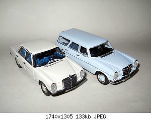 Нажмите на изображение для увеличения Название: Colobox_Mercedes-Benz_220D_Universal_Binz_W115_Neo~05.JPG Просмотров: 2 Размер:132.7 Кб ID:1204747