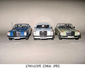 Нажмите на изображение для увеличения Название: Colobox_Mercedes-Benz_220D_Universal_Binz_W115_Neo~07.JPG Просмотров: 3 Размер:234.0 Кб ID:1204749