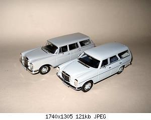 Нажмите на изображение для увеличения Название: Colobox_Mercedes-Benz_220D_Universal_Binz_W115_Neo~11.JPG Просмотров: 3 Размер:120.9 Кб ID:1204753