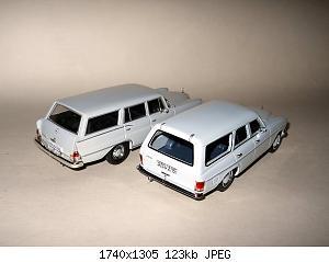 Нажмите на изображение для увеличения Название: Colobox_Mercedes-Benz_220D_Universal_Binz_W115_Neo~12.JPG Просмотров: 2 Размер:122.9 Кб ID:1204754
