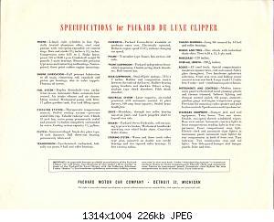 Нажмите на изображение для увеличения Название: 1946 Packard-14.jpg Просмотров: 1 Размер:226.3 Кб ID:1012836