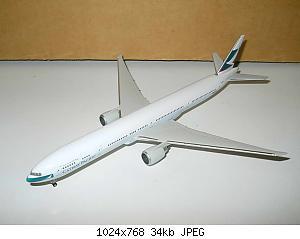 Нажмите на изображение для увеличения Название: Colobox_Boeing_777-300ER_Cathay_Pacific~02.jpg Просмотров: 2 Размер:34.4 Кб ID:718143
