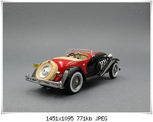 Нажмите на изображение для увеличения Название: Duesenberg SSJ (2) Ixo.JPG Просмотров: 2 Размер:771.3 Кб ID:1180546