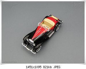 Нажмите на изображение для увеличения Название: Duesenberg SSJ (4) Ixo.JPG Просмотров: 1 Размер:820.9 Кб ID:1180548
