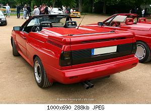 Нажмите на изображение для увеличения Название: 1983-treseraudi-quattro-roadster-62-045.jpg Просмотров: 2 Размер:287.7 Кб ID:1156826