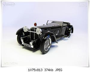 Нажмите на изображение для увеличения Название: Daimler Double-Six (1) Ixo.JPG Просмотров: 5 Размер:374.2 Кб ID:1141313
