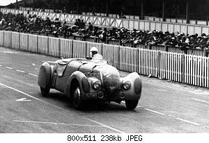 Нажмите на изображение для увеличения Название: Peugeot 302 Darl'Mat-Pourtouts_1937 LeMans3.jpg Просмотров: 1 Размер:238.4 Кб ID:1159881