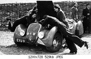 Нажмите на изображение для увеличения Название: Peugeot 402 Darl'Mat Miss Patten, 1939-1.jpg Просмотров: 2 Размер:529.3 Кб ID:1159889