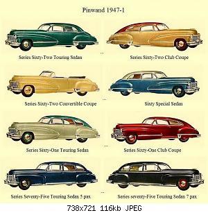 Нажмите на изображение для увеличения Название: Cadillac 1947 модельный ряд.jpg Просмотров: 9 Размер:116.1 Кб ID:1019097