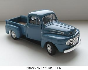 Ford F1 Pick Up 1948 (Hongwell)   20091017-3.jpg