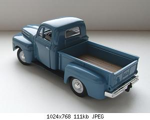 Ford F1 Pick Up 1948 (Hongwell)   20091017-4.jpg