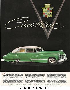Нажмите на изображение для увеличения Название: 1947 Cadillac Ad-02.jpg Просмотров: 5 Размер:130.1 Кб ID:1019099