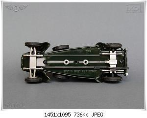 Нажмите на изображение для увеличения Название: Bentley BlueTrain (6) Ixo.JPG Просмотров: 4 Размер:735.8 Кб ID:1132487
