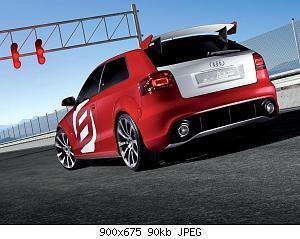Нажмите на изображение для увеличения Название: 2008 Audi A3 TDI Clubsport Quattro Concept 004.jpg Просмотров: 1 Размер:89.6 Кб ID:1151982