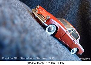 Franklin Mint Studebaker Starliner 1953 1.jpg