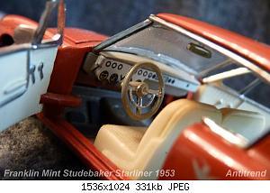Franklin Mint Studebaker Starliner 1953 5.jpg