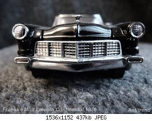 Franklin Mint Lincoln Continental 1956 2.jpg