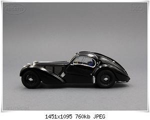 Нажмите на изображение для увеличения Название: Bugatti 57S Coupe Atlantic (3) Ixo.JPG Просмотров: 3 Размер:760.4 Кб ID:1214176