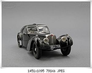 Нажмите на изображение для увеличения Название: Bugatti 57S Coupe Atlantic (6) Ixo.JPG Просмотров: 4 Размер:791.4 Кб ID:1214179
