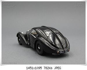 Нажмите на изображение для увеличения Название: Bugatti 57S Coupe Atlantic (7) Ixo.JPG Просмотров: 1 Размер:781.8 Кб ID:1214180