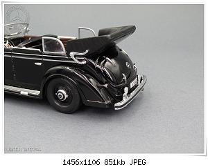 Нажмите на изображение для увеличения Название: Mercedes 770 F W150 (11) PCT.JPG Просмотров: 2 Размер:851.1 Кб ID:1175944