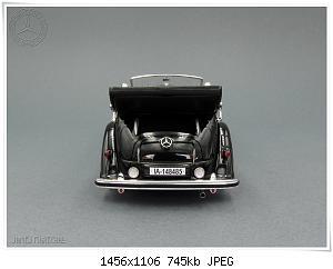 Нажмите на изображение для увеличения Название: Mercedes 770 F W150 (12) PCT.JPG Просмотров: 4 Размер:744.8 Кб ID:1175945