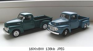 Ford F1 Pick Up 1948 (Hongwell)   20091017-8.jpg