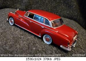 White Box Mercedes Benz 300 D limousine 1957 2.jpg