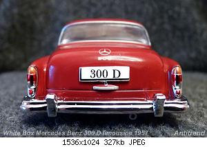 White Box Mercedes Benz 300 D limousine 1957 4.jpg