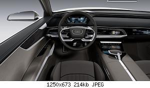Нажмите на изображение для увеличения Название: 2015-Audi-Prologue-Allroad-Concept-Interior-09 копия.jpg Просмотров: 0 Размер:214.3 Кб ID:1183198