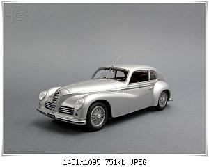 Нажмите на изображение для увеличения Название: Alfa Romeo 6C 2500 (1) M.JPG Просмотров: 6 Размер:751.0 Кб ID:1180940