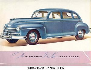 Нажмите на изображение для увеличения Название: 1946 Plymouth-08.jpg Просмотров: 4 Размер:257.1 Кб ID:1005867