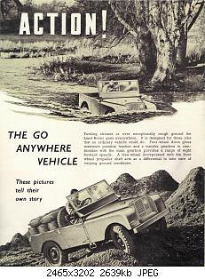 Нажмите на изображение для увеличения Название: Land Rover 1948 Reproduction 03.jpg Просмотров: 0 Размер:2.58 Мб ID:1162932