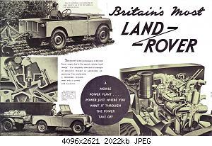 Нажмите на изображение для увеличения Название: Land Rover 1948 Reproduction 0405.jpg Просмотров: 0 Размер:1.97 Мб ID:1162934