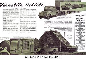 Нажмите на изображение для увеличения Название: Land Rover 1948 Reproduction 0607.jpg Просмотров: 0 Размер:1.64 Мб ID:1162935