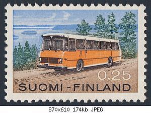 Нажмите на изображение для увеличения Название: Finland-1971_Mi-699_Bus_600.jpg Просмотров: 3 Размер:173.9 Кб ID:1195570