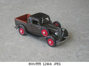 1934 Ford  Ute, Classic Carlectables (1).JPG