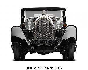Нажмите на изображение для увеличения Название: Lorraine-Dietrich Type B3-6 Sports Roadster by DeCorvaia 002.jpg Просмотров: 2 Размер:207.4 Кб ID:1187043