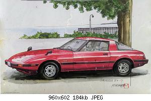 Нажмите на изображение для увеличения Название: Mazda Savanna RX-7 SA FB (1978-1985).jpg Просмотров: 1 Размер:183.6 Кб ID:1168866