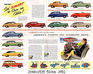 Нажмите на изображение для увеличения Название: 1947 Oldsmobile Foldout-04-05-06-07.jpg Просмотров: 6 Размер:509.5 Кб ID:1017592