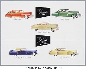Нажмите на изображение для увеличения Название: 1947 Lincoln-03.jpg Просмотров: 4 Размер:157.3 Кб ID:1023331