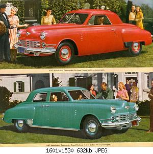 Нажмите на изображение для увеличения Название: 1947 Studebaker  6 .jpg Просмотров: 0 Размер:632.2 Кб ID:1023804