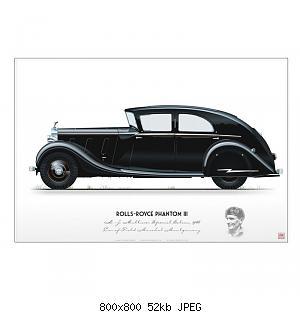 Нажмите на изображение для увеличения Название: Rolls-Royce Phantom III Montgomery_2.jpg Просмотров: 2 Размер:51.7 Кб ID:1207622