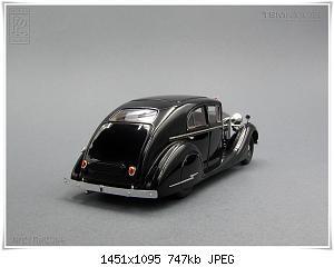 Нажмите на изображение для увеличения Название: Rolls-Royce Phantom III Mulliner (2) TSM.JPG Просмотров: 2 Размер:746.5 Кб ID:1207627