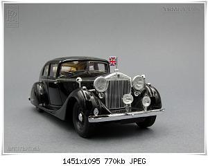 Нажмите на изображение для увеличения Название: Rolls-Royce Phantom III Mulliner (7) TSM.JPG Просмотров: 4 Размер:769.7 Кб ID:1207632