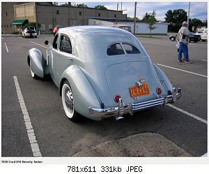 Нажмите на изображение для увеличения Название: Cord 810 Beverly Sedan.jpg Просмотров: 1 Размер:331.1 Кб ID:1201298
